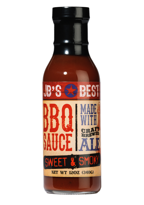 Sweet & Smoky BBQ Sauce | JB's Best